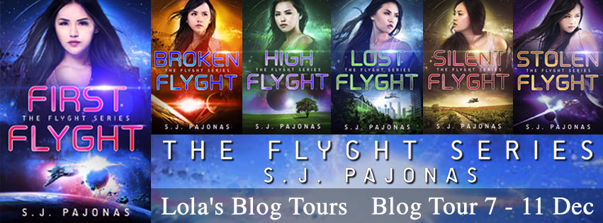 The Flyght series banner