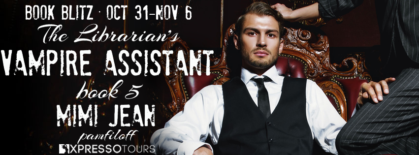 The Librarians Vampire Assistant Blitz Banner