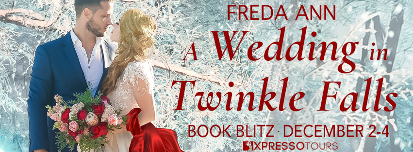 A Wedding in Twinkle Falls Blitz Banner