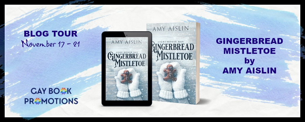 gingerbread mistletoe BLOG TOUR BANNER