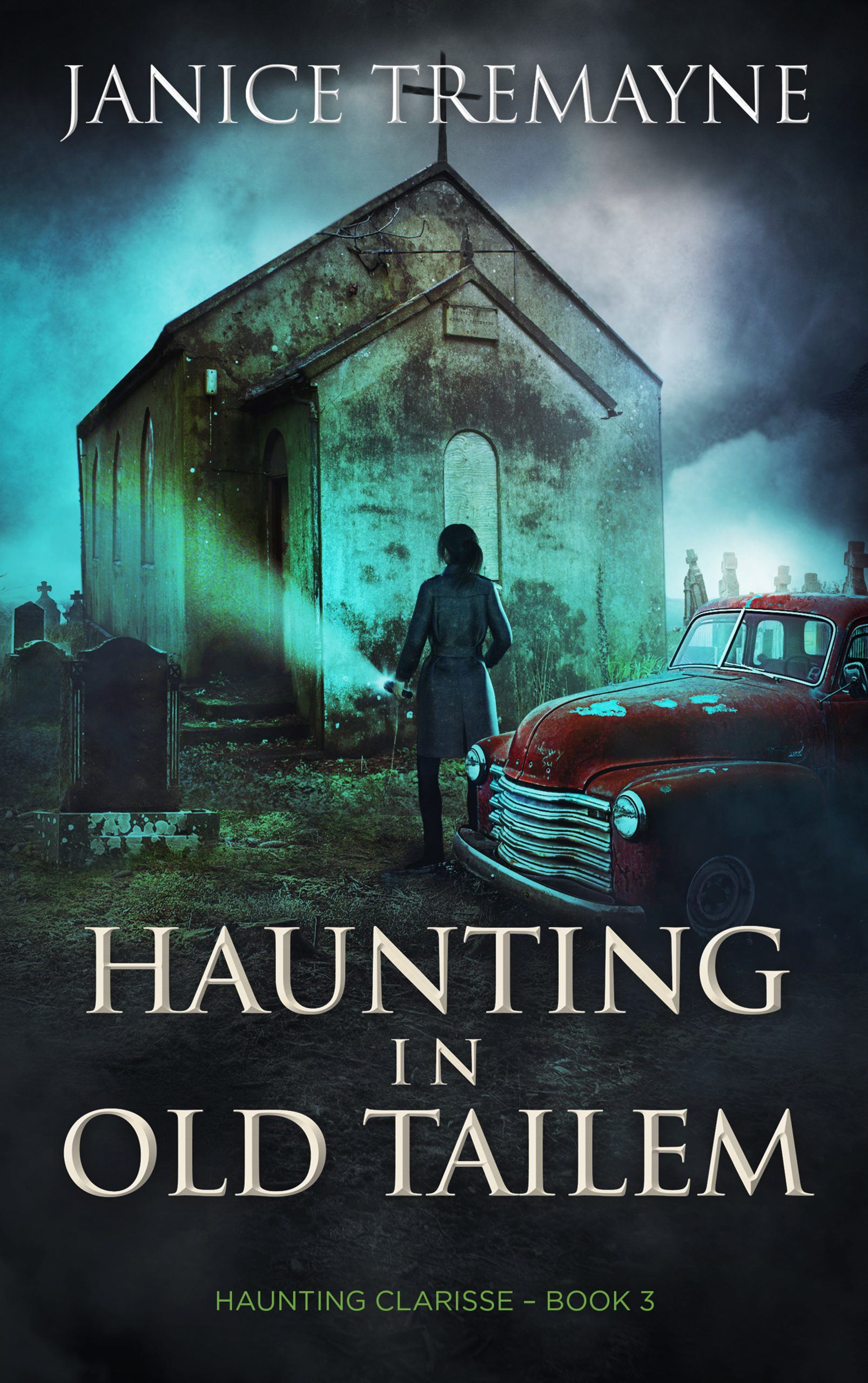 BookCover_Haunting in Old Tailem 6