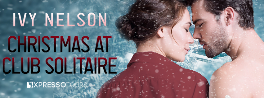 Christmas At Club Solitaire Ivy Nelson RevealBanner