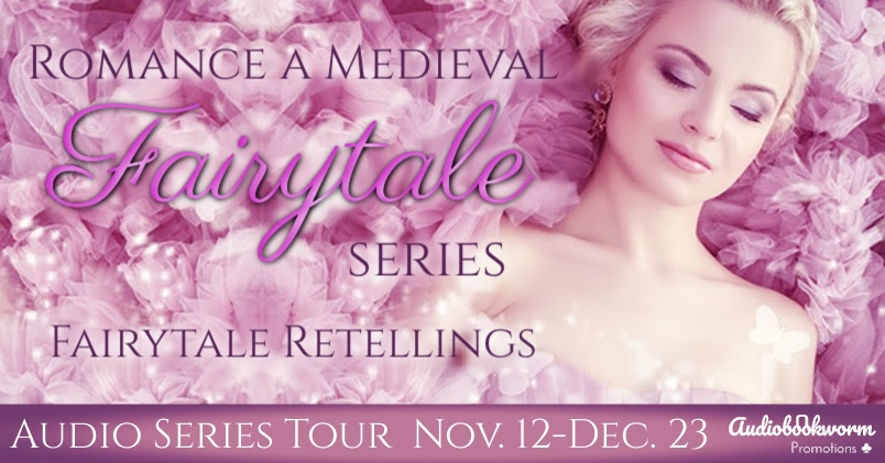 romance a medieval Fairytale series Banner
