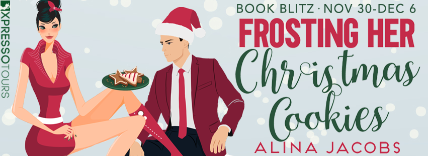 Frosting Her Christmas Cookies Blitz Banner