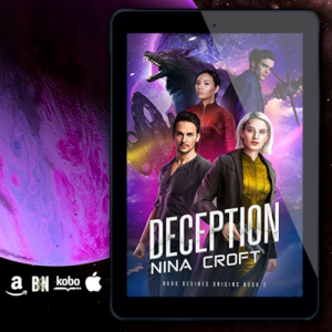 Promo Graphic - Deception by Nina Croft - 5