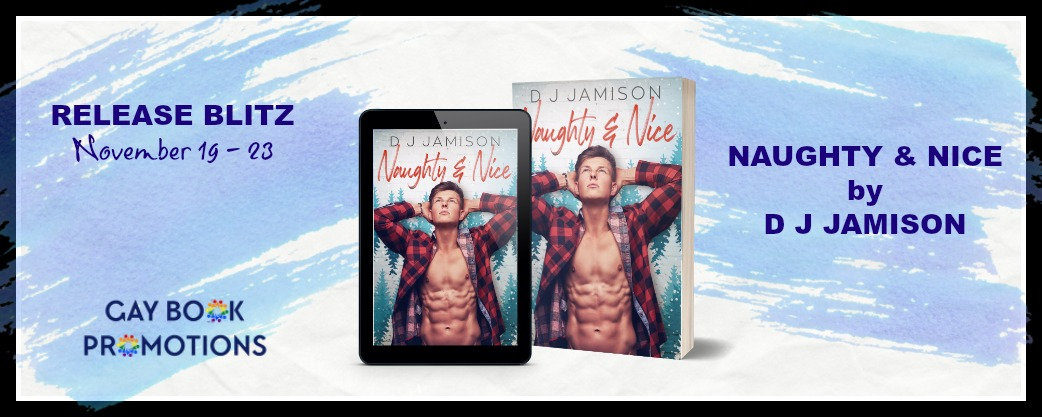 naught and nice dj jamison RELEASE BLITZ BANNER