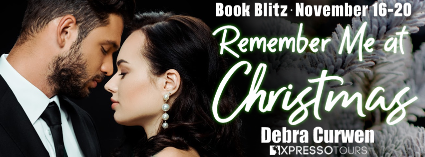 Remeber Me At Christmas debra curwen Blitz Banner