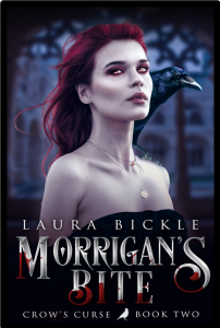 Morrigan's Bite Crow's Curse Laura Bickle