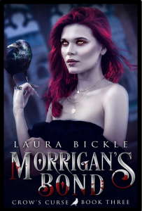 Morrigan's Bond Crow's Curse Laura Bickle