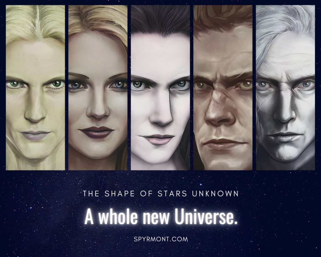 The Shape of Stars Unknown cast