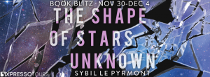 The Shape Of Stars Unknown Blitz Banner