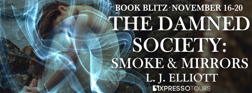The Damned Society Blitz Banner