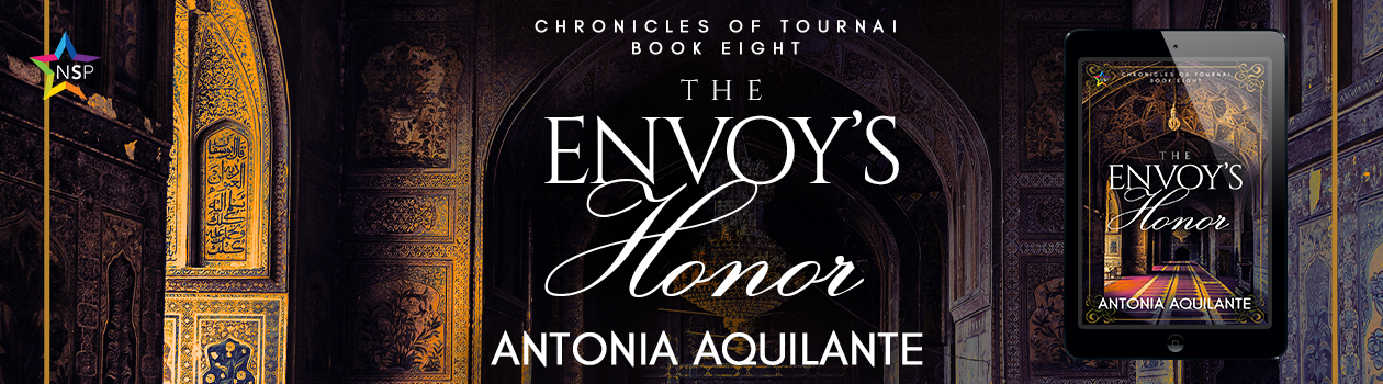 The Envoys Honor-Slider Aquilante, Antonia