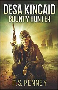 Desa Kincaid Bounty Hunter