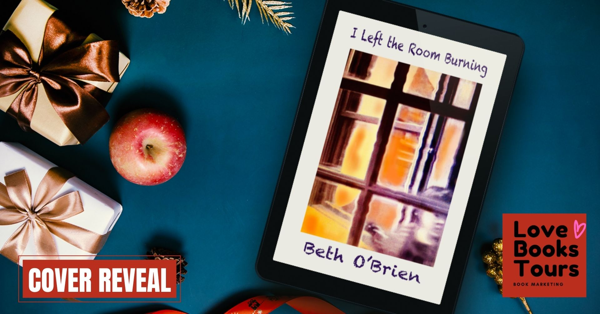 I Left the Room Burning COVER REVEAL Promo 2 (1)