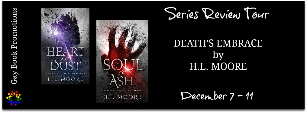 death's embrace SERIES REVIEW TOUR