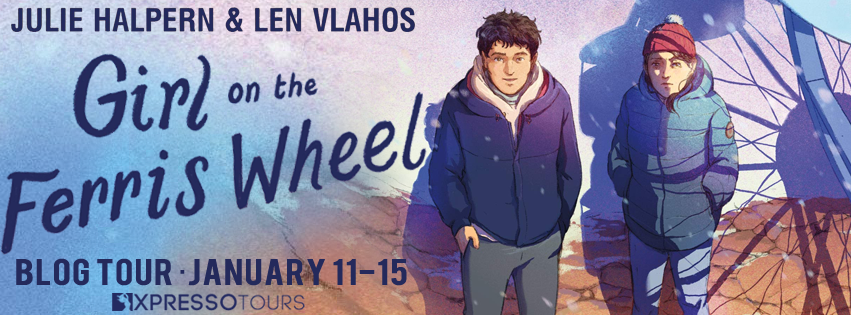 Girl on the Ferris Wheel Tour Banner