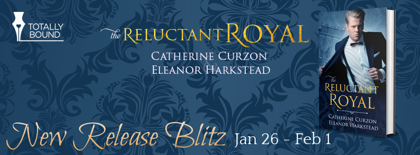 The Reluctant Royal Blitz Banner