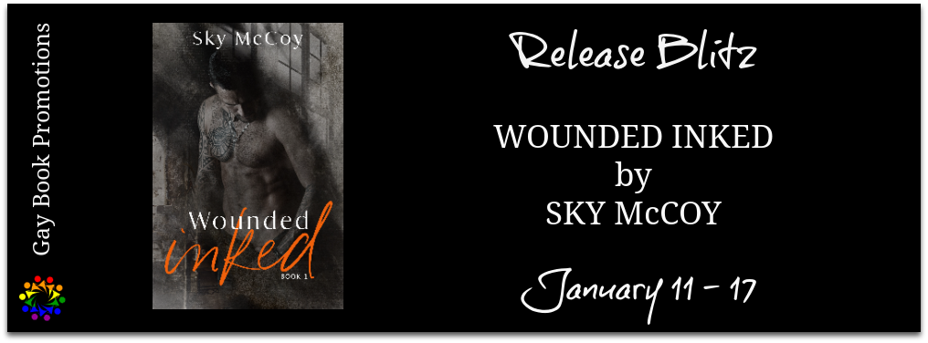 Wounded Ink RELEASE BLITZ