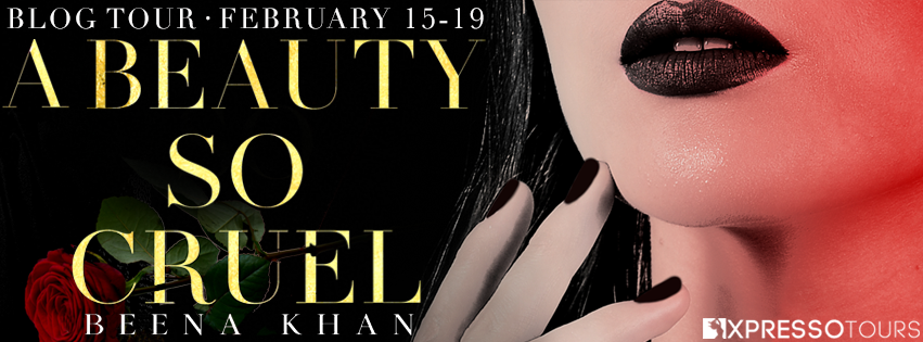 A Beauty So Cruel Tour Banner