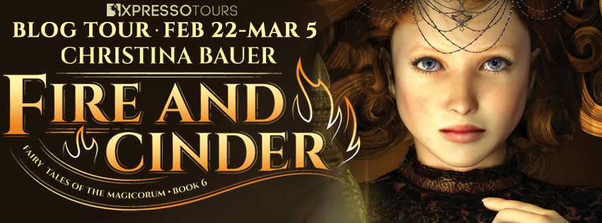 Fire and Cinder Tour Banner