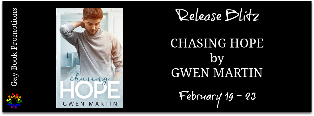 RELEASE BLITZ chasing hope