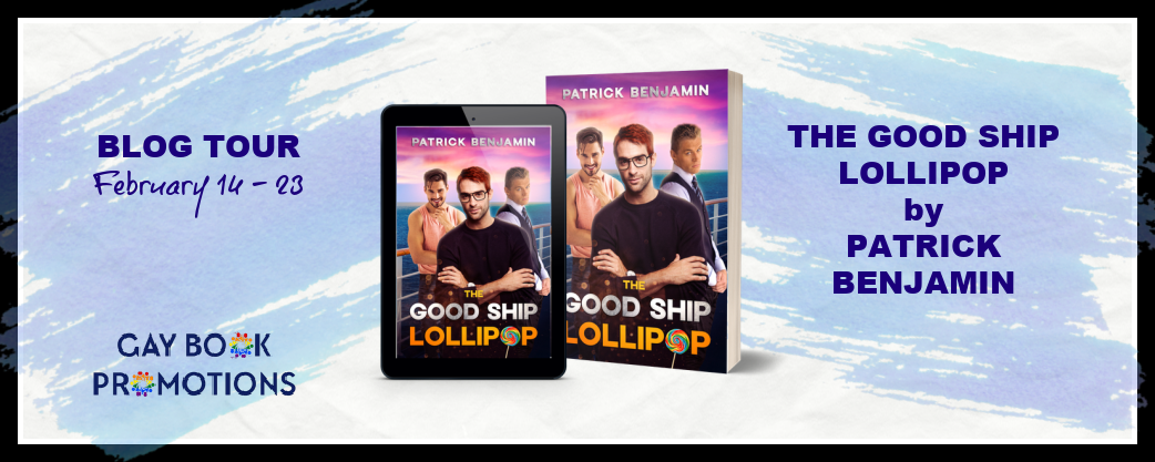 The Good Ship Lollipop BANNER