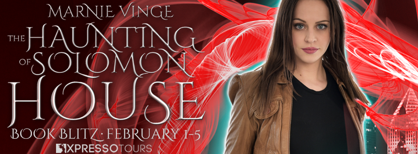 The Haunting Of Solomon House BlitzBanner