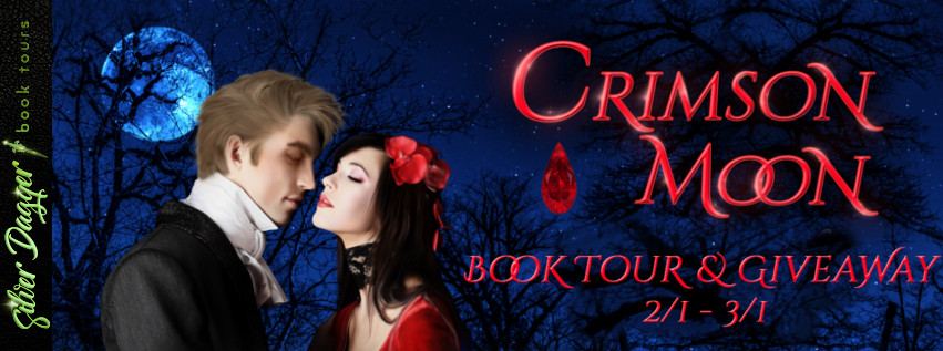 crimson moon banner