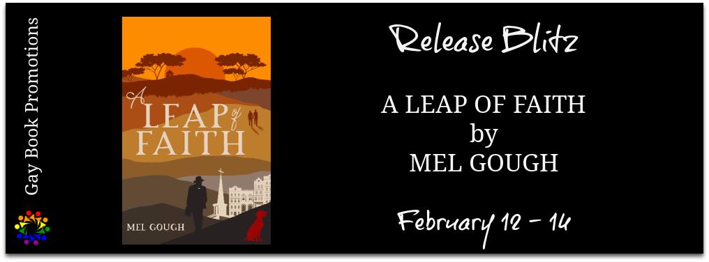 leap of faith RELEASE BLITZ