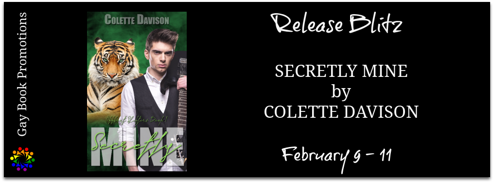 secretly mine RELEASE BLITZ