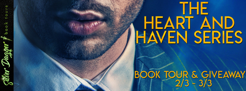 the heart and haven series banner