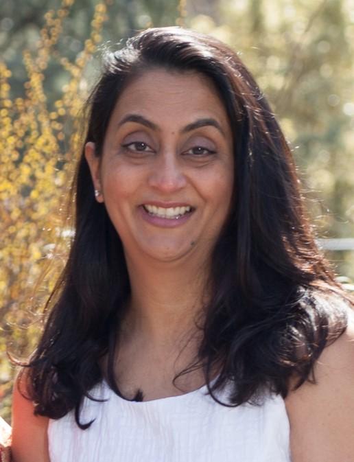 Shail Rajan Author Photo