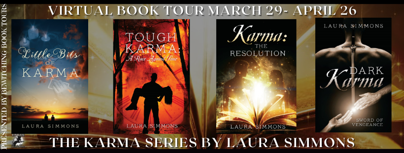 Materials Karma Series by Laura Simmons