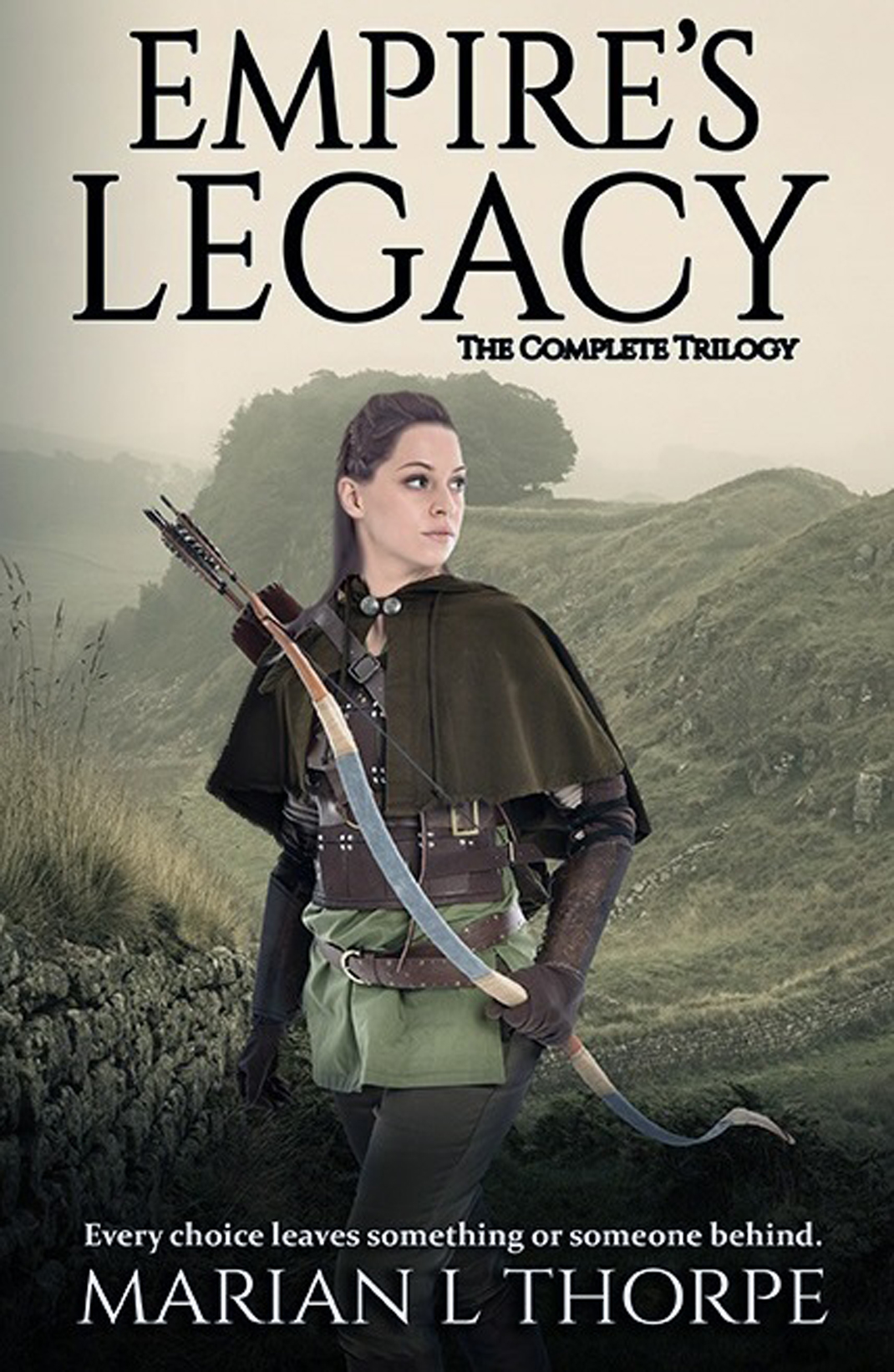 Empire's Legacy ebook cover