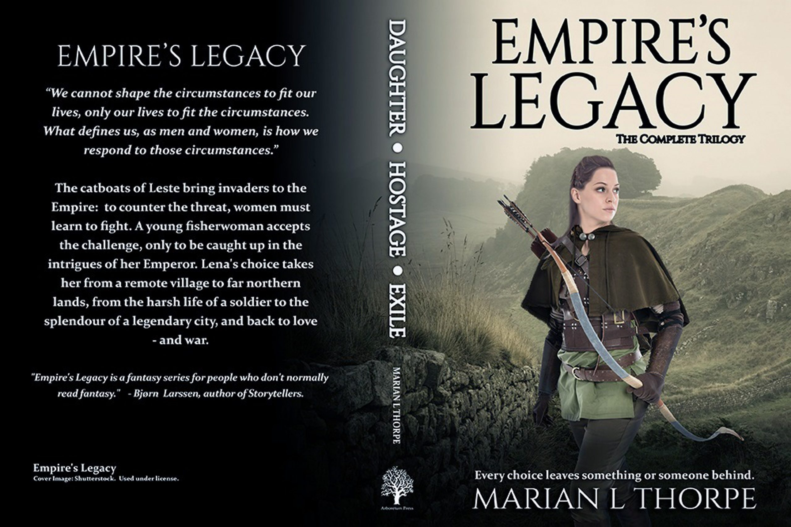 Empires Legacy full cover