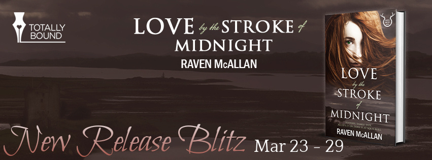 Love by the Stroke of Midnight Banner