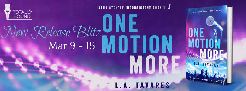 One Motion More Banner
