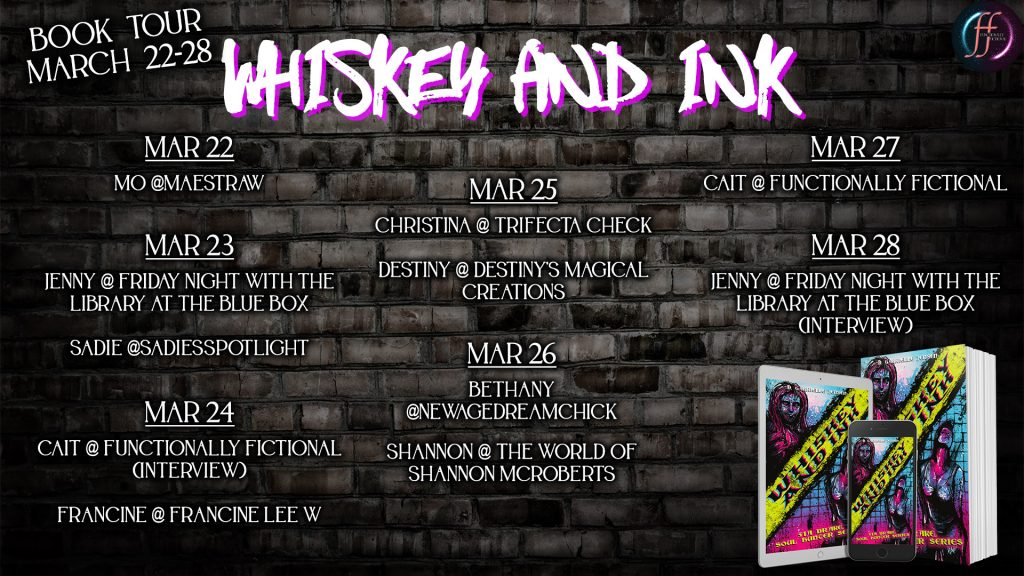 whiskey and ink schedule
