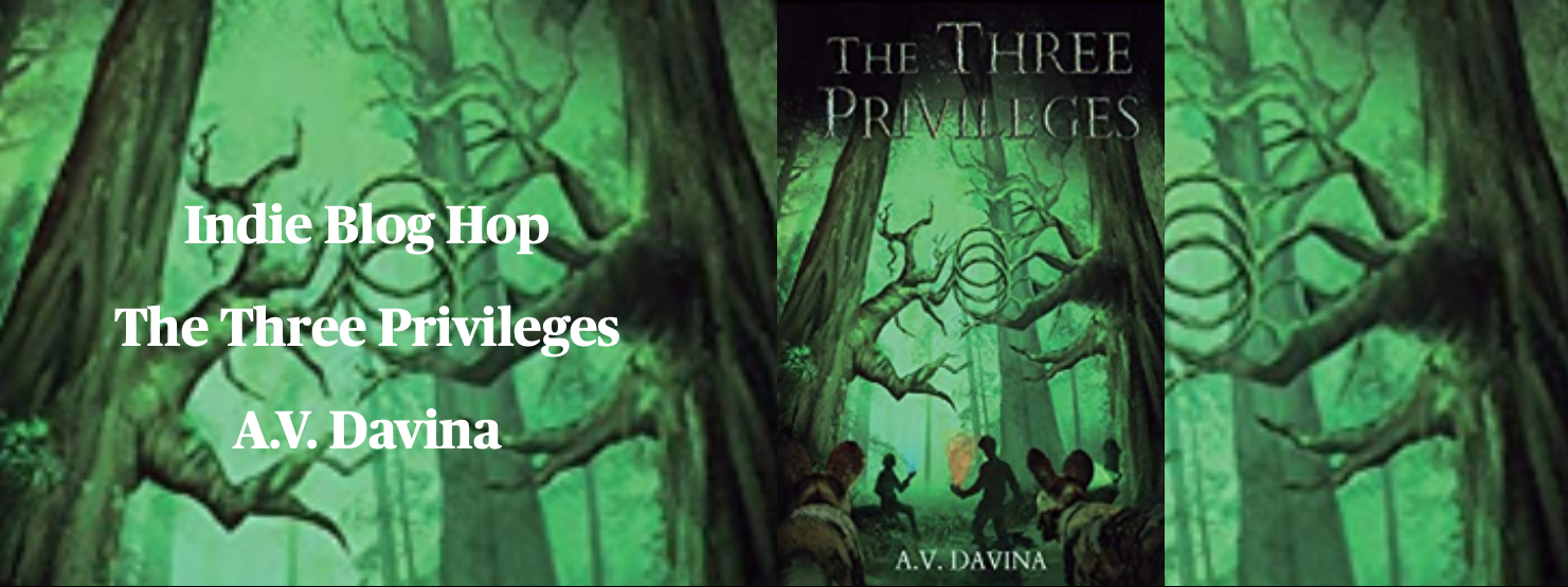the three privliges banner