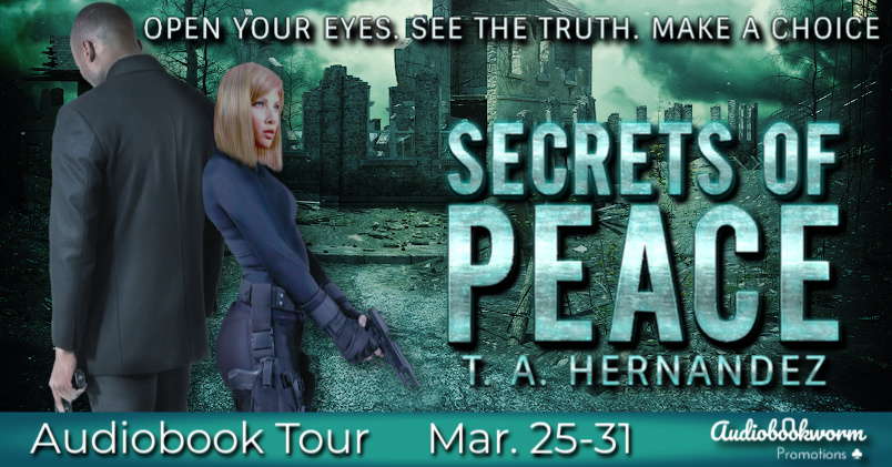 Secrets of Peace Banner