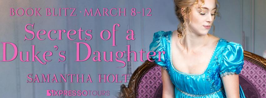 Secret's of a Duke's Daughter