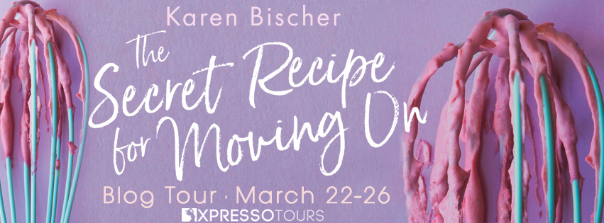 The Secret Recipe For Moving On Tour Banner