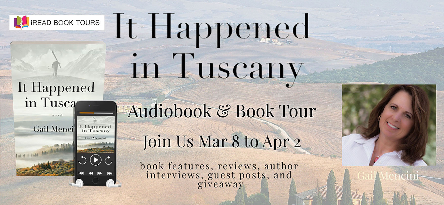 Tuscany Tour Banner