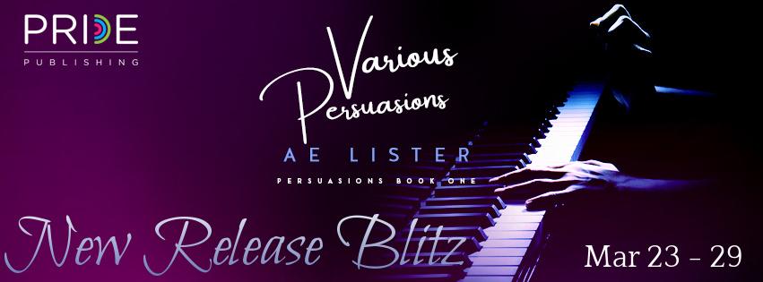 Various Persuasions Banner