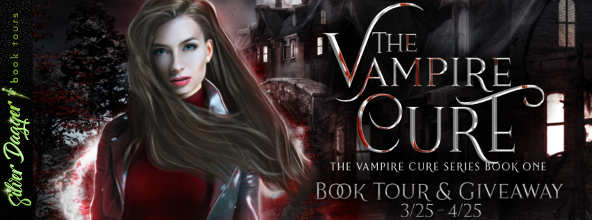 the vampire cure banner