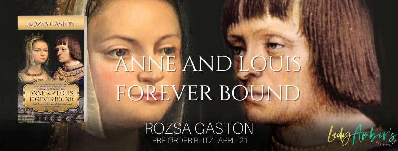 ANNE AND LOUIS FOREVER BOUND POB BANNER
