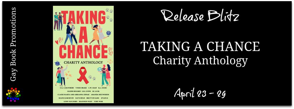 raking a chance charit anthology
