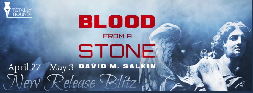 Blood from a Stone Banner