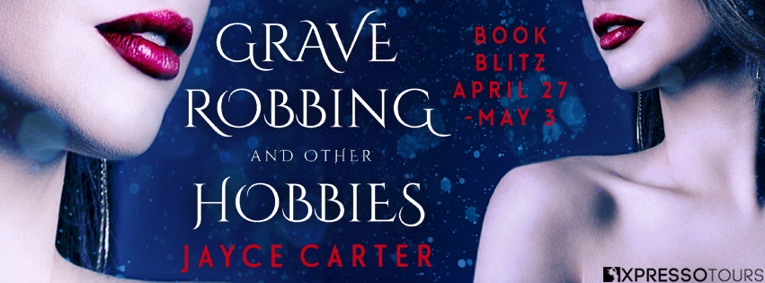 Grave Robbing And Other Hobbies Blitz Banner
